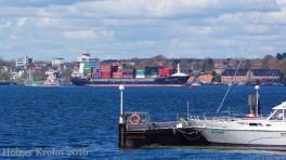 Sonderborg Strait - 7132
