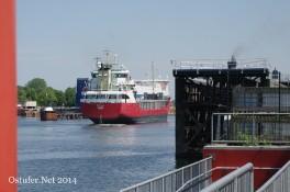 Westgard - Frachter