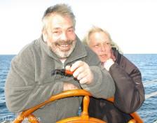 Gefion - Die Skipper