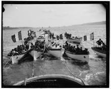 Bootsrennen 1892