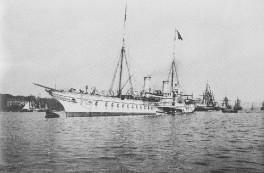 SMY Kaiseradler 1895