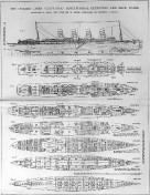 Lusitania - Decksplan