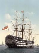 HMS Victory - 600