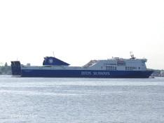 DFDS Victoria Seaways - 3760