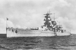 Admiral Graf Spee I