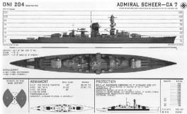 Admiral Scheer V