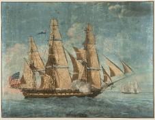 USS Constitution 1803