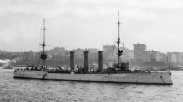 SMS Dresden III