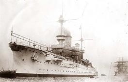 SMS Fuerst Bismarck
