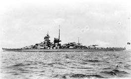 Gneisenau - Schlachtschiff