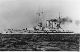 SMS Oldenburg - Linienschiff