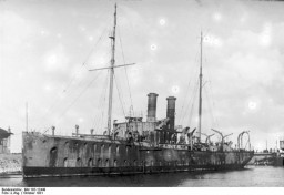 Panther - Kanonenboot