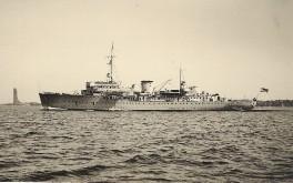 Saar - U-Boot Tender