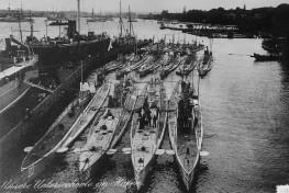 U-Boot Flottille