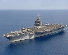 USS Enterprise - CVN65