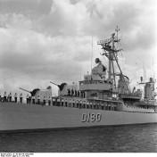 D 180 / Z6 - Zerstörer