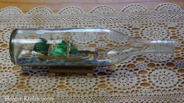 Buddelschiff Andresen - 9734