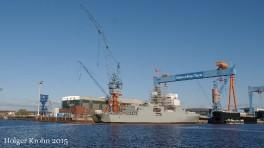 German Naval Yards - 0732