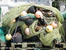 Möltenort - Fischernetze