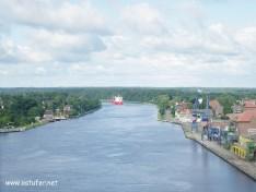 Nord-Ostsee-Kanal - 3543
