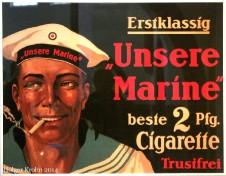 Unsere Marine - Cigarette 5706