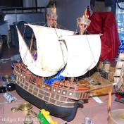 Modellschiff - 2337