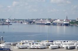 Kiel - Fährenquartett 0157