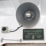 Berlin - Werftplakette