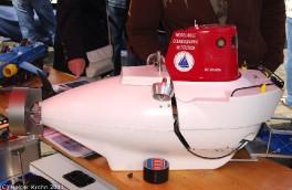 Modell-U-Boot IV