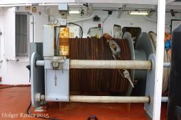 Kiel - Heckwinde 5485