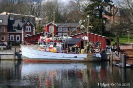 Ecke 15 - Fischkutter 7889