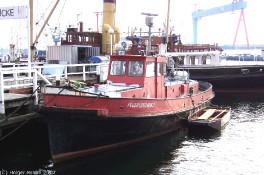 Feuerloeschboot I