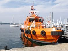 Holtenau - Lotsenboot - 6843