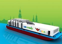 LNG Hybrid Barge I