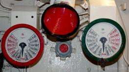 Maschinentelegraph - 0800