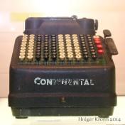 Continental Tischrechner