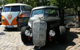 Oldtimer-Duo
