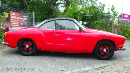 VW Karmann Ghia - 4865
