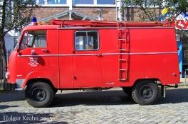 Feuerwehr Magirus - 1239