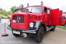 Magirus TLF 16 T - 4108