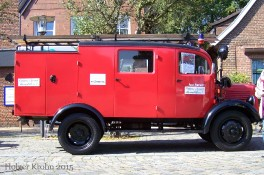 Feuerwehr Oldtimer - 1270