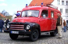 Opel Feuerwehr I