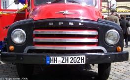 Opel Feuerwehr II