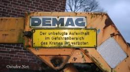 Demag Kran - 6181
