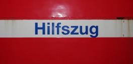 Hilfszug - 6228