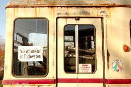 Straßenbahn - 3529