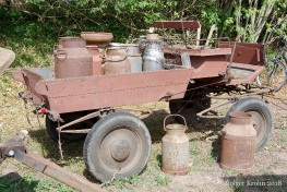 Milchwagen - 7288