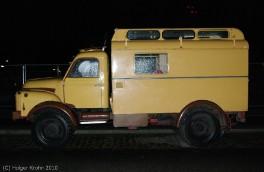 Hanomag Koffer - 1000