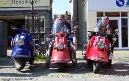 Roller-Trio  II