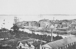 Ansicht 1891 - I